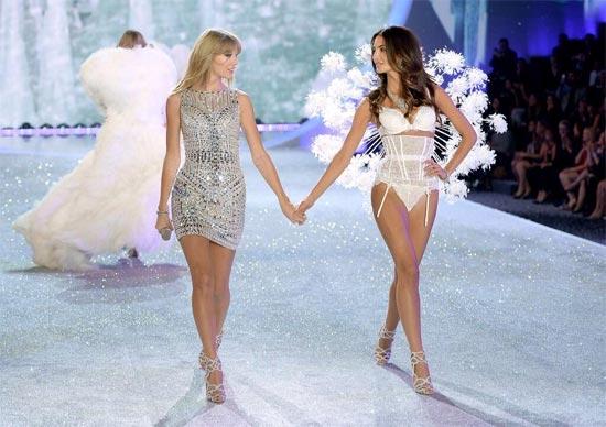 ヴィクトリア・シークレットファッションショー2013が色々凄すぎる!
