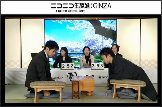 [ #shogi ] ニコ生でとても盛り上がった大晦日の電王戦リベンジマッチ