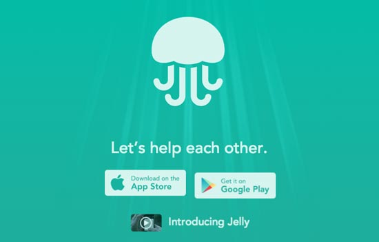 Twitter創業者が立ち上げたQ&Aアプリ「Jelly」早速やってみた