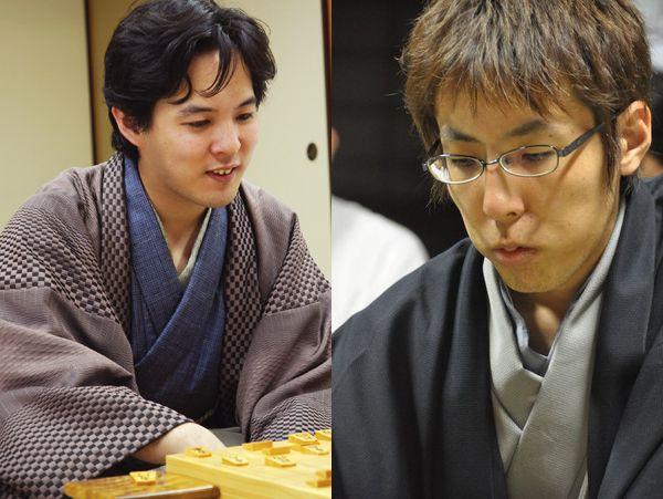 [ #shogi ] 順位戦A級へ二名昇級決定!合わせて阿久津八段・広瀬八段に昇段