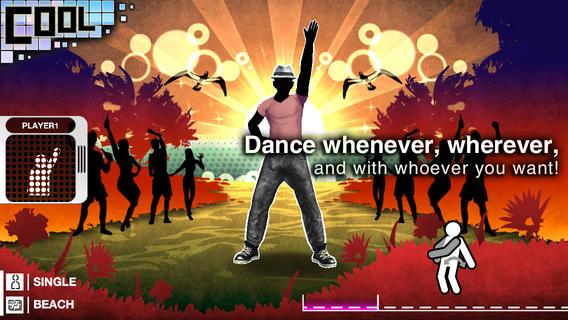 [iOS] SEGAのダンスアプリ「GO DANCE」GWキャンペーンで無料セール