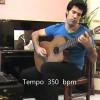 クラシックギターで速弾き!「熊蜂の飛行」を350bpmで演奏する超絶動画!