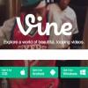[Vine] Web版がアップデート!検索やカテゴリー別、人気別に閲覧可能に