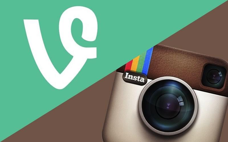 6秒動画「Vine」と15秒動画「Instagramビデオ」はどう違うの?