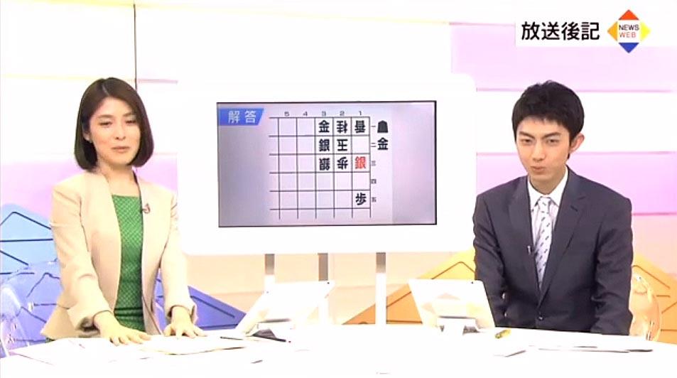 [ #shogi ] 詰将棋を1秒見ただけで解く!中村太地六段が語る「直観力」