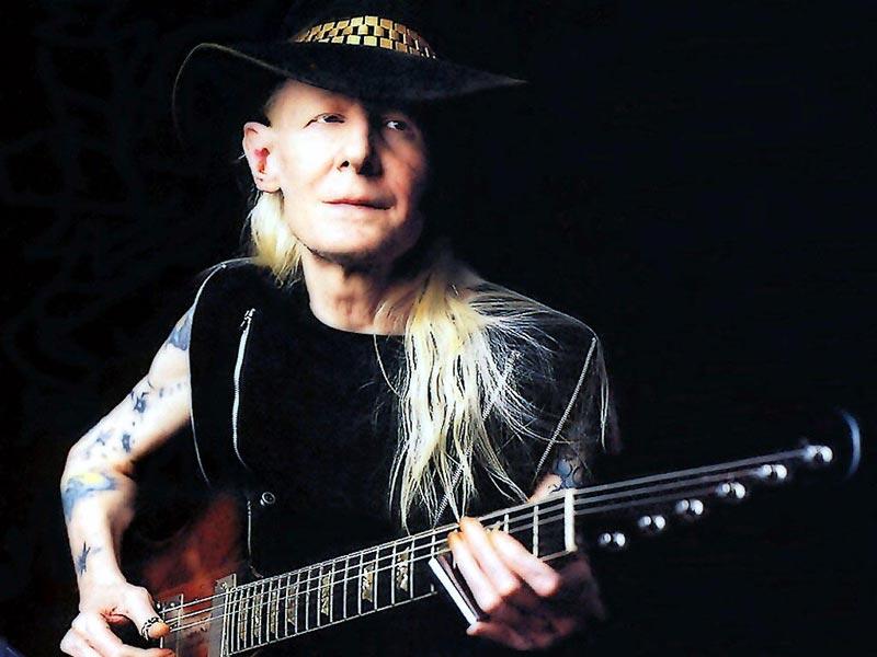 「100万ドルのギタリスト」と呼ばれたジョニー・ウィンター死去