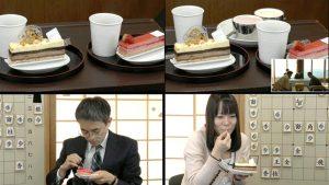 [ #shogi ] 将棋界とスイーツの甘い関係